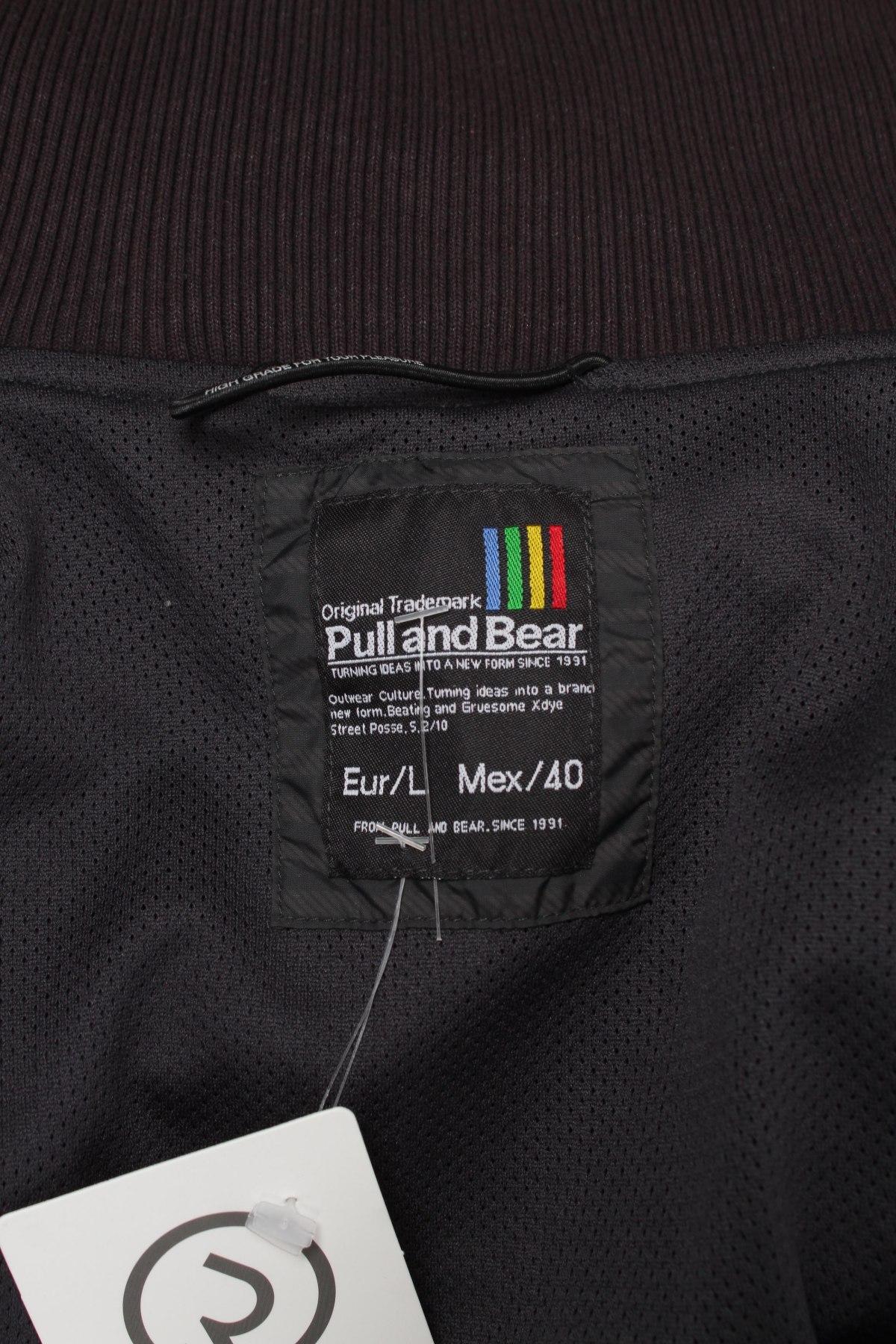 Férfi dzseki Pull And Bear kedvező áron Remixben #100571577