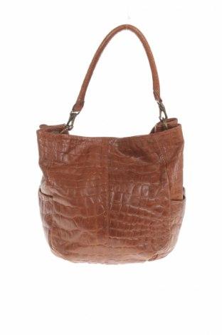 Дамска чанта Liebeskind, Цвят Кафяв, Естествена кожа, Цена 80,09лв.