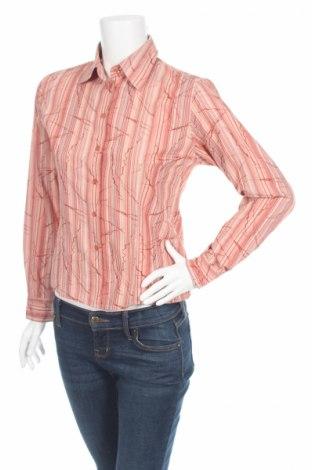 Дамска риза, Размер M, Цвят Многоцветен, Памук, Цена 25,00лв.