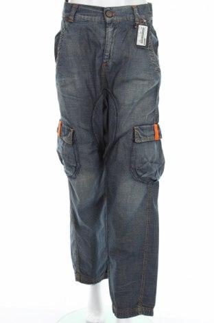 Дамски дънки Killah, Размер S, Цвят Син, 100% памук, Цена 125,44лв.