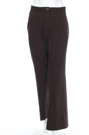 Γυναικείο παντελόνι Promiss, Μέγεθος S, Χρώμα Καφέ, 97% πολυεστέρας, 3% ελαστάνη, Τιμή 3,48€