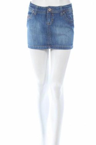 Φούστα Alamcon Jeans, Μέγεθος S, Χρώμα Μπλέ, Βαμβάκι, Τιμή 3,40€