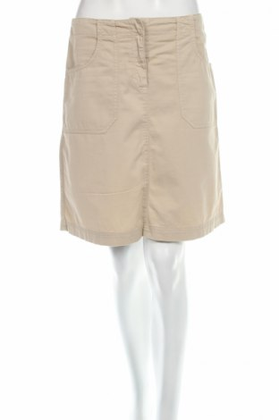 Φούστα Sisley, Μέγεθος M, Χρώμα  Μπέζ, Τιμή 7,79€