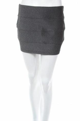 Φούστα Tally Weijl, Μέγεθος L, Χρώμα Γκρί, Τιμή 4,25€