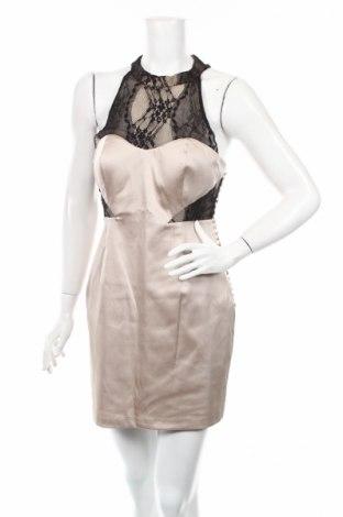 Φόρεμα Seduce, Μέγεθος M, Χρώμα  Μπέζ, Βαμβάκι, πολυαμίδη, πολυεστέρας, ελαστάνη, Τιμή 12,59€