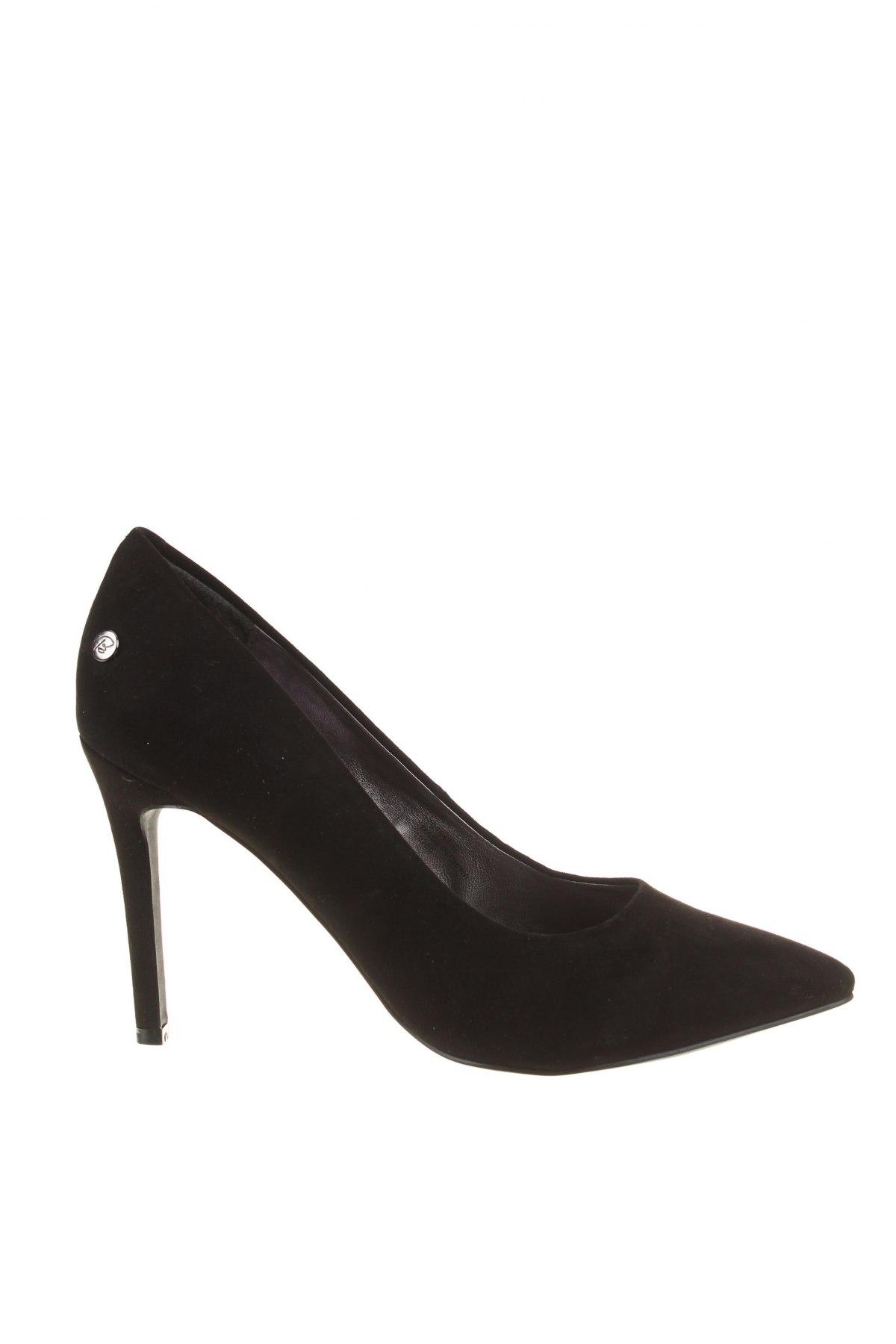 Дамски обувки Blink, Размер 40, Цвят Черен, Текстил, Цена 46,80лв.