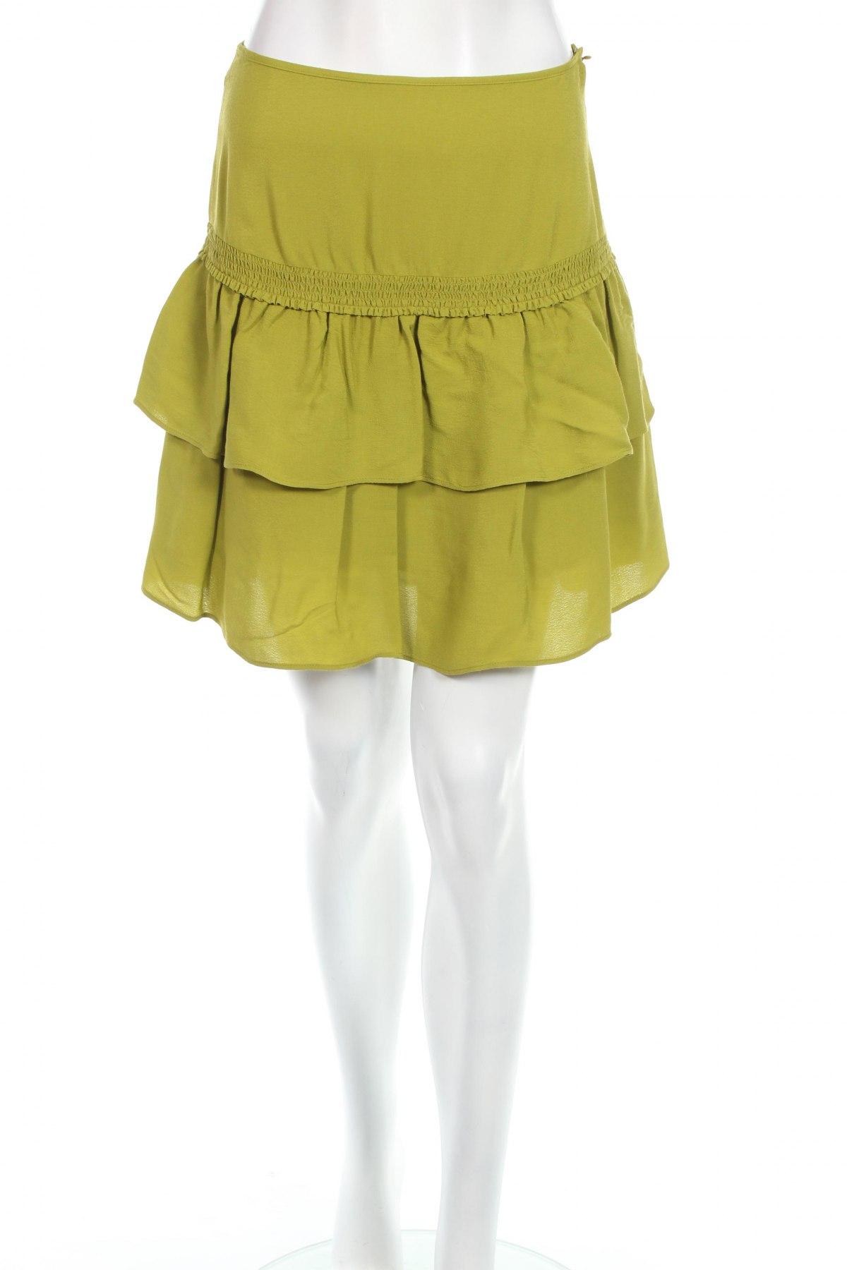 Пола Reiss, Размер XS, Цвят Зелен, 100% вискоза, Цена 8,10лв.