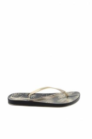 Papuci de casă Ipanema, Mărime 39, Culoare Auriu, Poliuretan, Preț 82,90 Lei