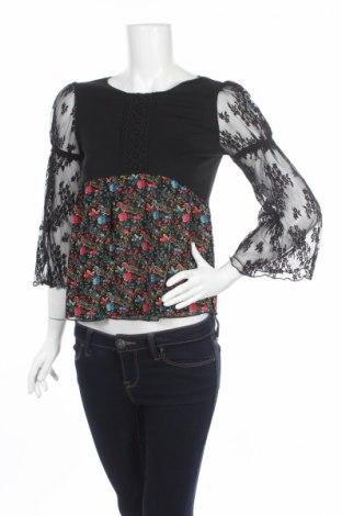 Дамска блуза Anna Sui, Размер S, Цвят Черен, Цена 55,65лв.