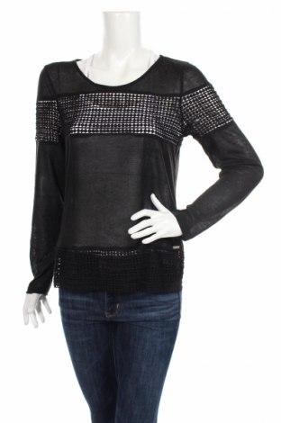 Дамска блуза Lee Cooper, Размер M, Цвят Черен, Полиестер, Цена 17,70лв.
