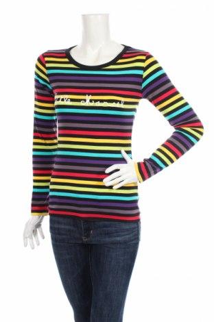 Дамска блуза Little Marcel, Размер XS, Цвят Многоцветен, 95% памук, 5% еластан, Цена 15,40лв.