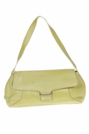 Γυναικεία τσάντα Anna Pelle, Χρώμα Πράσινο, Γνήσιο δέρμα, Τιμή 25,05€
