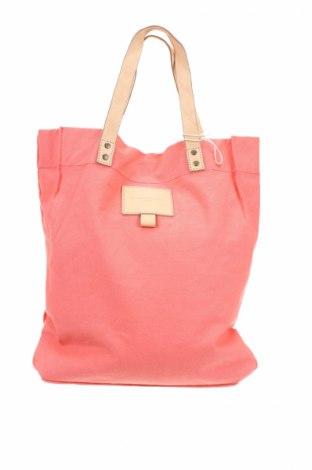 Γυναικεία τσάντα Liebeskind, Χρώμα Ρόζ , Κλωστοϋφαντουργικά προϊόντα, γνήσιο δέρμα, Τιμή 24,59€