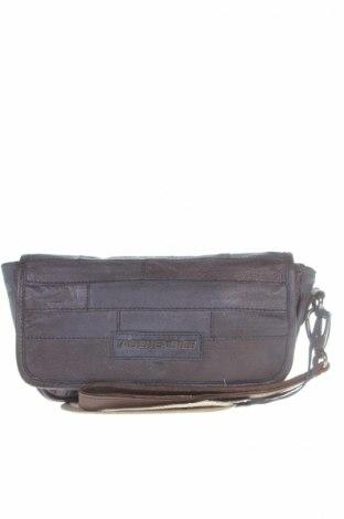 Γυναικεία τσάντα Taschendieb, Χρώμα Μπλέ, Γνήσιο δέρμα, Τιμή 28,22€
