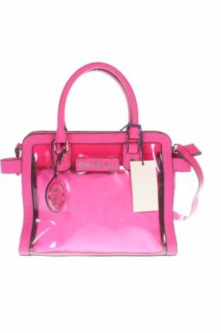 Geantă de femei U.S. Polo Assn., Culoare Roz, Poliuretan, piele ecologică, Preț 182,90 Lei