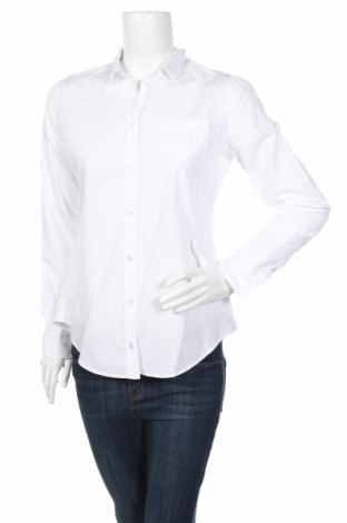 Дамска риза Marc O'polo, Размер L, Цвят Бял, 100% памук, Цена 16,00лв.