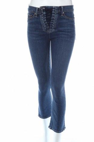 Дамски дънки Hudson, Размер XS, Цвят Син, Цена 28,08лв.