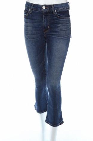 Дамски дънки Hudson, Размер XS, Цвят Син, 98% памук, 2% полиуретан, Цена 28,08лв.