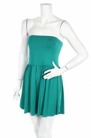 Salopetă de femei ASOS, Mărime L, Culoare Verde, 95% viscoză, 5% elastan, Preț 30,87 Lei