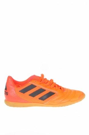 Дамски обувки Adidas, Размер 39, Цвят Оранжев, Текстил, еко кожа, Цена 16,00лв.