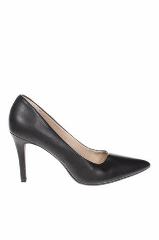 Дамски обувки Clothing & Co, Размер 40, Цвят Черен, Еко кожа, Цена 9,00лв.