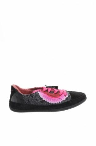 Dámské boty  Desigual, Rozměr 40, Barva Vícebarevné, Přírodní velur , textile , Cena  1007,00Kč