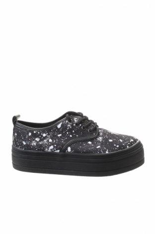 Дамски обувки Eleven Paris, Размер 36, Цвят Черен, Текстил, Цена 52,15лв.