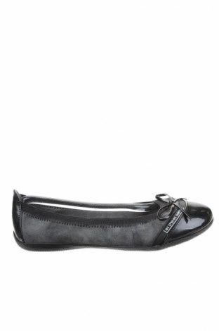 Γυναικεία παπούτσια Lpb Les P'tites Bombes, Μέγεθος 37, Χρώμα Γκρί, Δερματίνη, Τιμή 6,96€