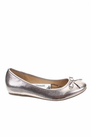 Γυναικεία παπούτσια Maria Mare, Μέγεθος 39, Χρώμα Γκρί, Δερματίνη, Τιμή 12,99€