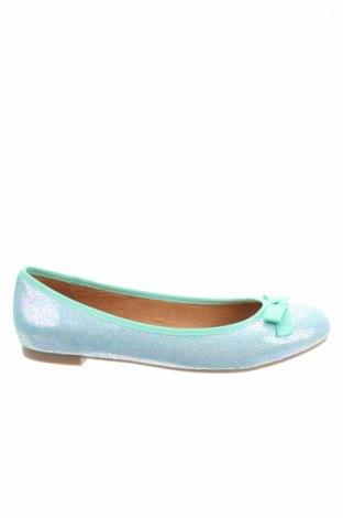 Γυναικεία παπούτσια Mellow Yellow, Μέγεθος 39, Χρώμα Μπλέ, Δερματίνη, Τιμή 27,53€