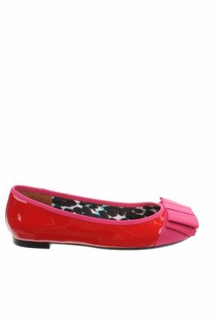 Dámske topánky  Mellow Yellow, Veľkosť 36, Farba Červená, Pravá koža , textil, Cena  24,12€