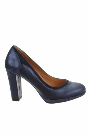Dámske topánky  Mellow Yellow, Veľkosť 38, Farba Modrá, Pravá koža , Cena  28,22€