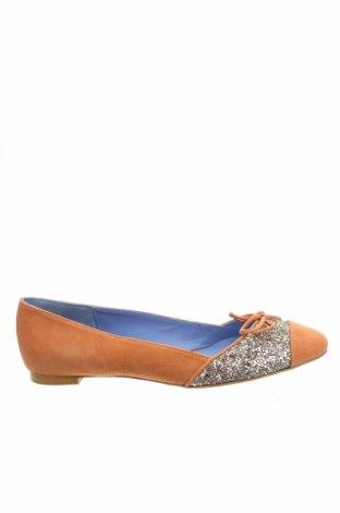 Γυναικεία παπούτσια Mellow Yellow, Μέγεθος 40, Χρώμα Πορτοκαλί, Φυσικό σουέτ, Τιμή 22,58€