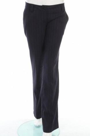 Дамски панталон Amy Gee, Размер M, Цвят Син, 40% полиестер, 30% вълна, 28% вискоза, 2% еластан, Цена 9,10лв.