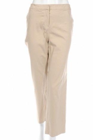 Дамски панталон Izod, Размер L, Цвят Бежов, 75% вискоза, 22% полиамид, 3% еластан, Цена 3,15лв.