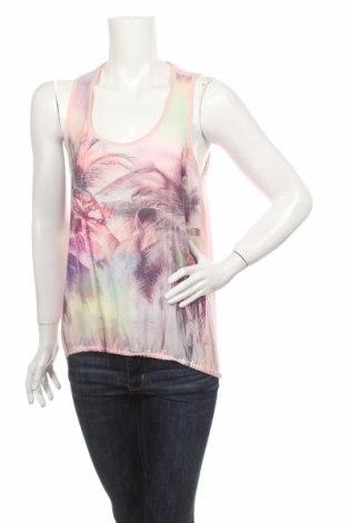 Γυναικείο αμάνικο μπλουζάκι Frieda & Freddies, Μέγεθος M, Χρώμα Ρόζ , Πολυεστέρας, Τιμή 6,93€