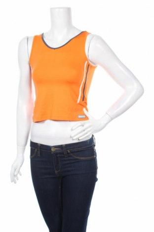 Дамски потник Georgo's, Размер L, Цвят Оранжев, 90% полиамид, 10% еластан, Цена 3,04лв.