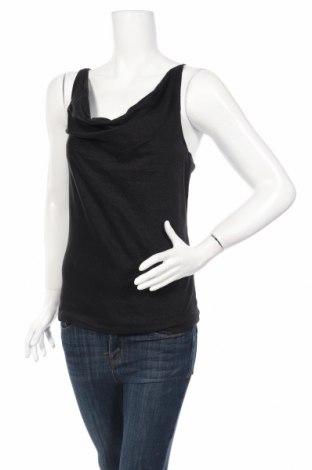 Дамски потник Mitch & Co., Размер S, Цвят Черен, 55% памук, 45% полиамид, Цена 6,46лв.
