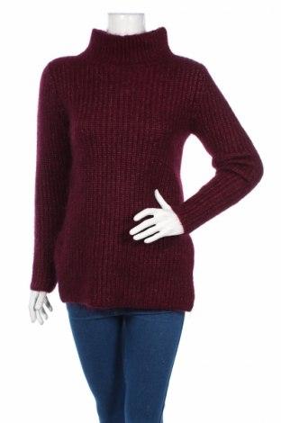 Дамски пуловер ASOS, Размер S, Цвят Лилав, 40% вълна, 35% мохер, 25% полиестер, Цена 25,80лв.