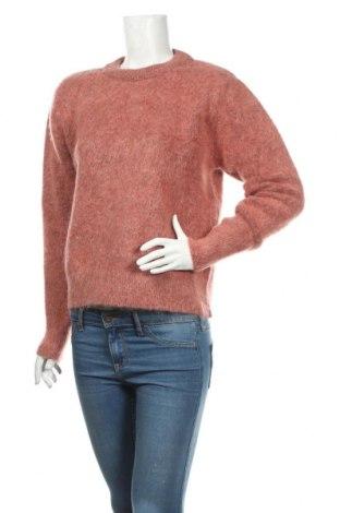 Дамски пуловер ASOS, Размер M, Цвят Розов, 46% акрил, 29% полиестер, 23% мохер, 2% еластан, Цена 35,26лв.
