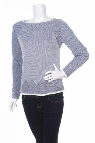 Дамски пуловер Rick Cardona, Размер M, Цвят Бял, 48% памук, 48% полиакрил, 4% еластан, Цена 17,10лв.