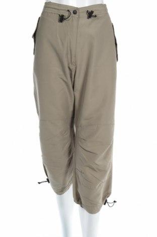 Дамски спортен панталон Calcuel, Размер L, Цвят Зелен, 100% полиестер, Цена 3,12лв.
