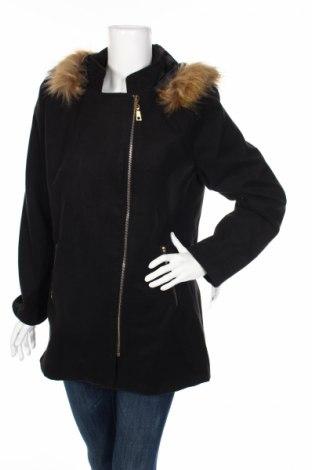 Дамско поларено палто Italy Moda