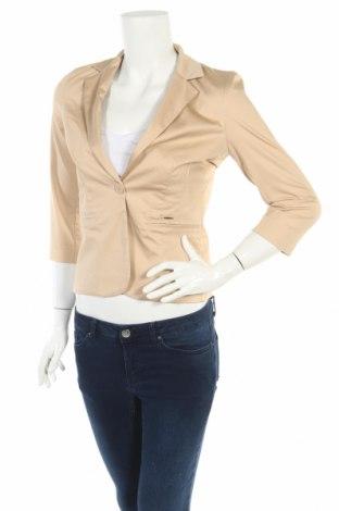 Γυναικείο σακάκι Artigli, Μέγεθος M, Χρώμα  Μπέζ, Βαμβάκι, ελαστάνη, Τιμή 7,51€