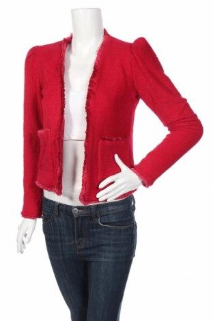 Dámské sako  Mango, Rozměr S, Barva Růžová, 76% bavlna, 21% polyester, 3% elastan, Cena  274,00Kč