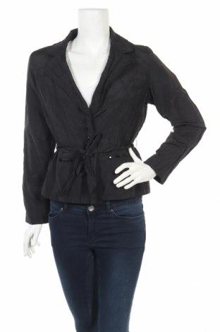 Дамско сако Micha, Размер M, Цвят Черен, 53% полиестер, 39% памук, 8% метал, Цена 7,28лв.