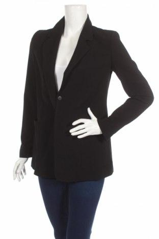 Γυναικείο σακάκι Motivi, Μέγεθος S, Χρώμα Μαύρο, 90% πολυεστέρας, 10% ελαστάνη, Τιμή 12,99€