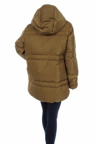 Дамско спортно яке Burton, Размер XL, Цвят Зелен, Полиестер, пух и пера, Цена 358,50лв.
