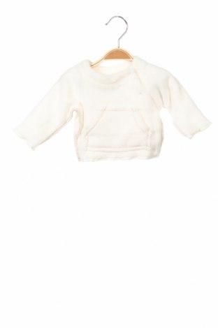 Детска блуза Canada, Размер 0-1m/ 50 см, Цвят Бял, Полиестер, Цена 20,80лв.