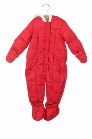 Детски космонавт Oviesse, Размер 6-9m/ 68-74 см, Цвят Червен, Полиамид, Цена 51,92лв.